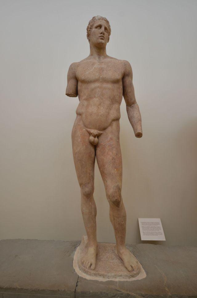 Agias, fils d'Acnonios - Delphes