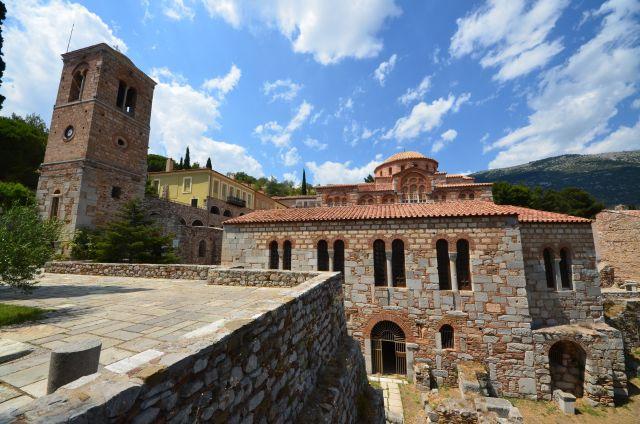 Monastère d'Osios Loukas - Grèce