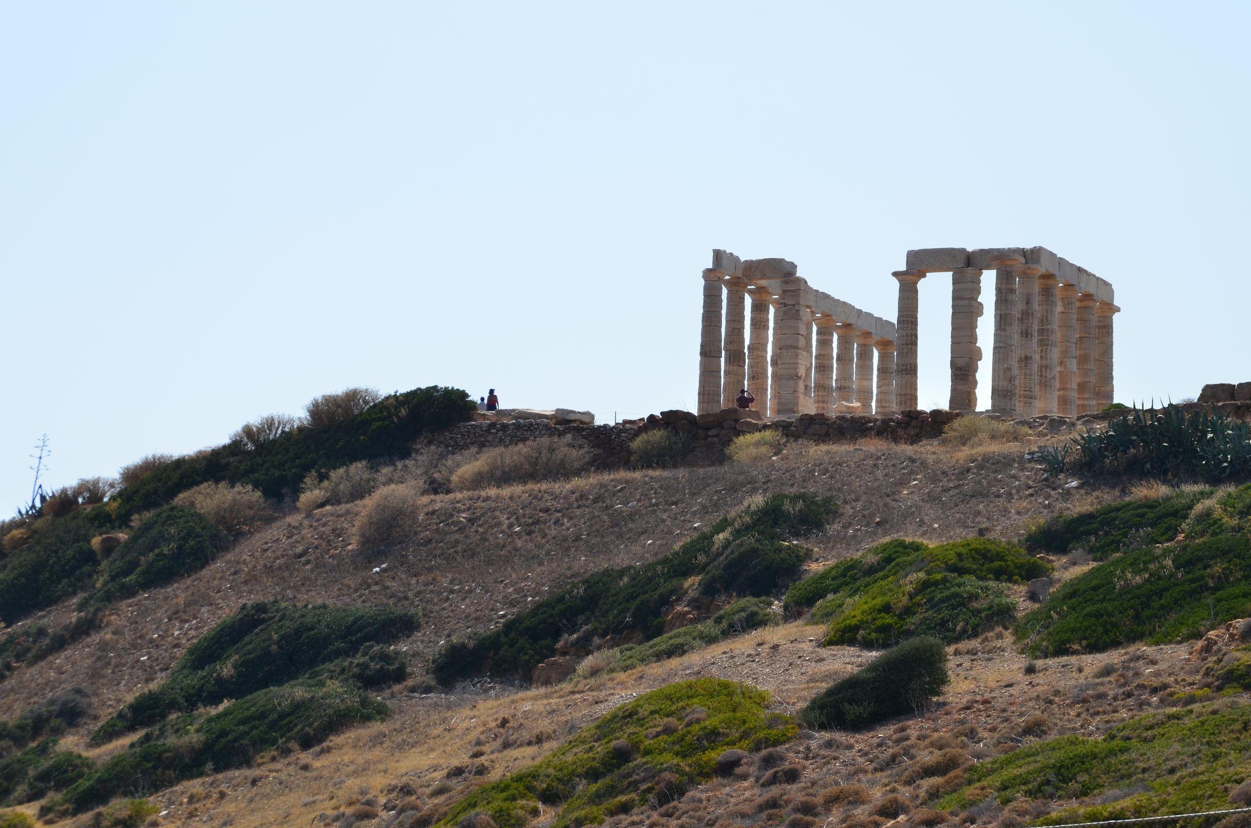 Tour d'Europe, Grèce