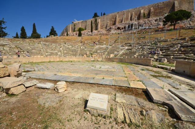Théâtre de Dionysos - Acropole
