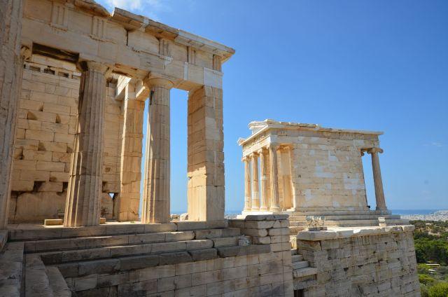 Temple d'Athéna Nikè - Acropole