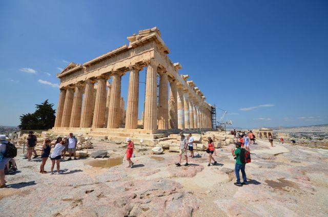 Parthénon - Acropole