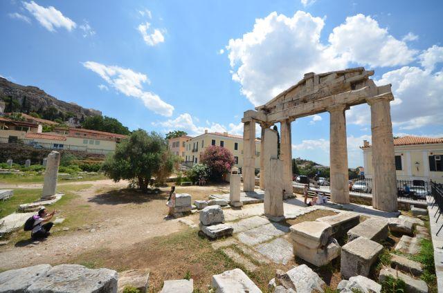 Agora romaine - Athènes