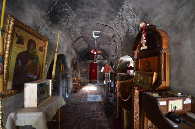 Eglise de Aghios Dimitrios Loumbardiaris - Athènes