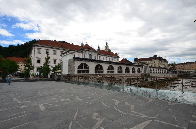Pont Mesarski Most - Ljubljana