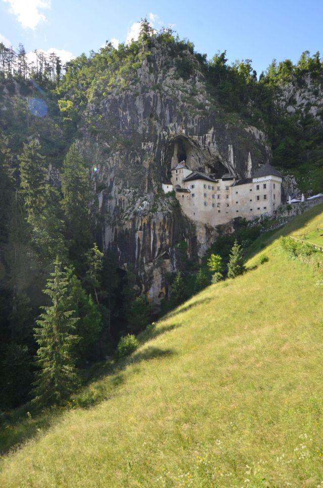 Château de Predjama - Slovénie