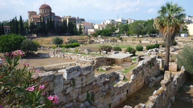 Cimetière des céramiques - Athènes