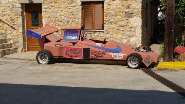 Une F1 grecque...