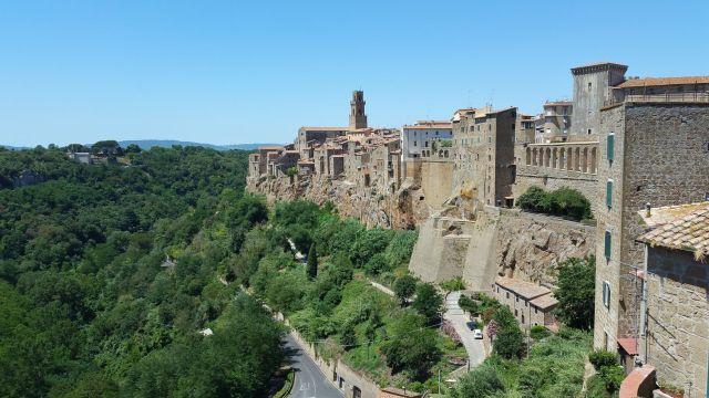 Pitigliano - Italie