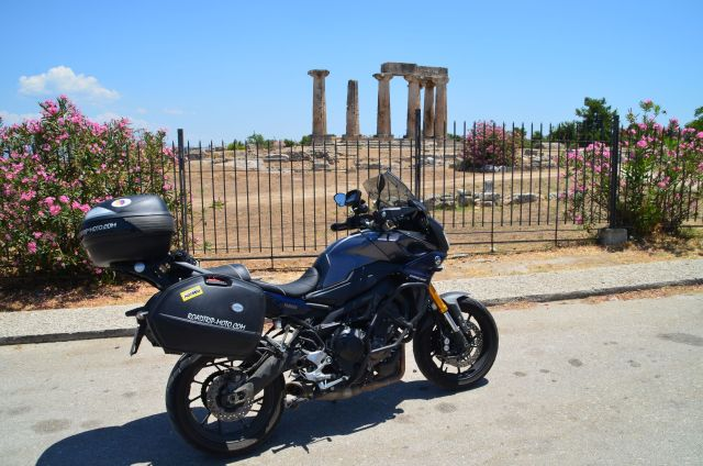 Ancienne Corinthe - Grèce