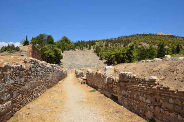 Théâtre d'Argos - Grèce
