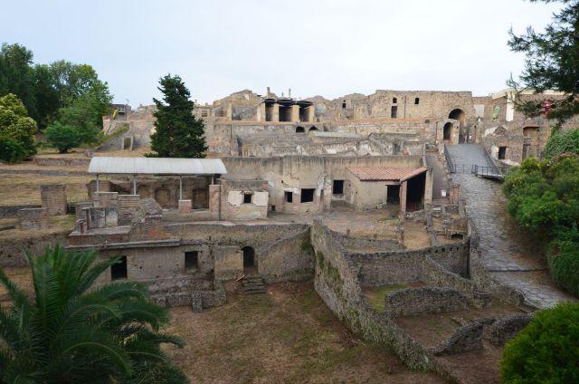 Terme suburbane - Pompéi