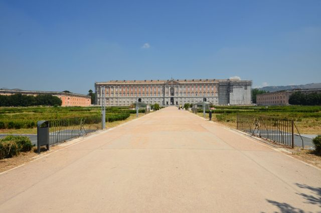Palais de Caserte - Italie