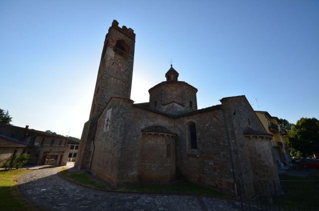 Basilique Sant'Agata - Asciano