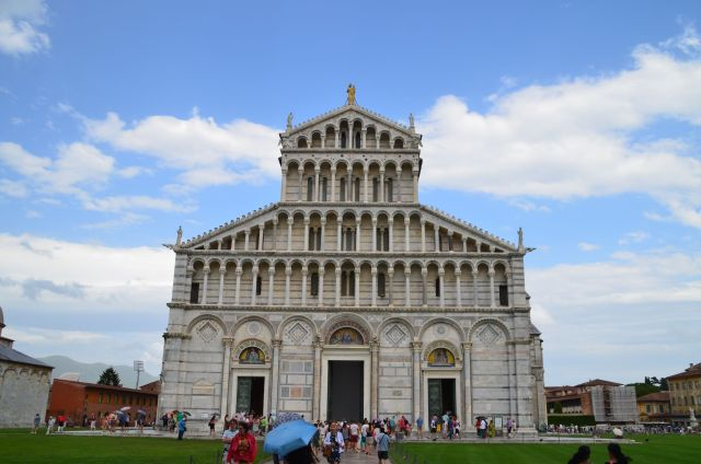 Cathédrale de Pise - Pise