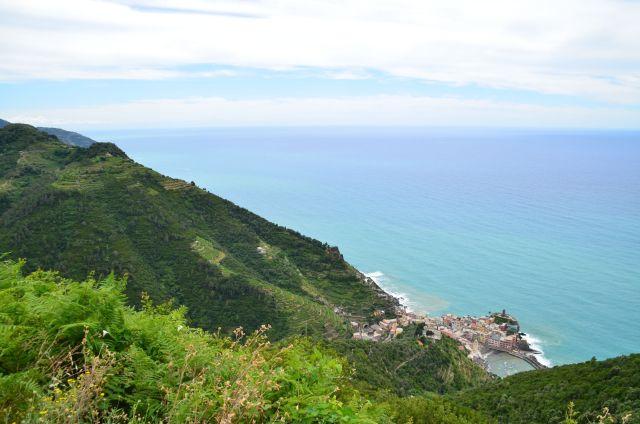 Environs de Vernazza - Cinque Terre