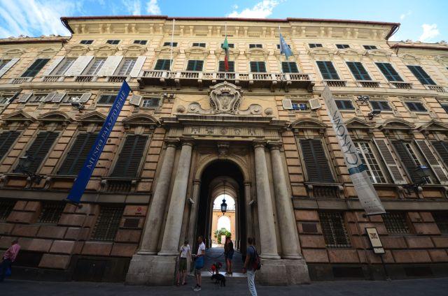 Palazzo Reale - Gênes