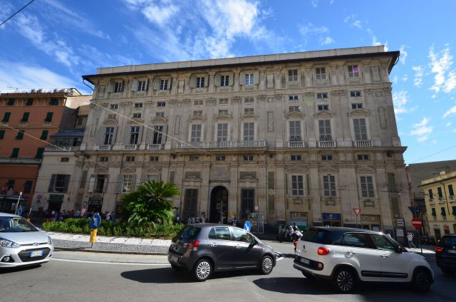 Piazza della Nunziata - Gênes