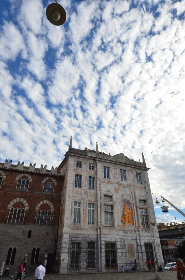 Piazza Caricamento - Gênes