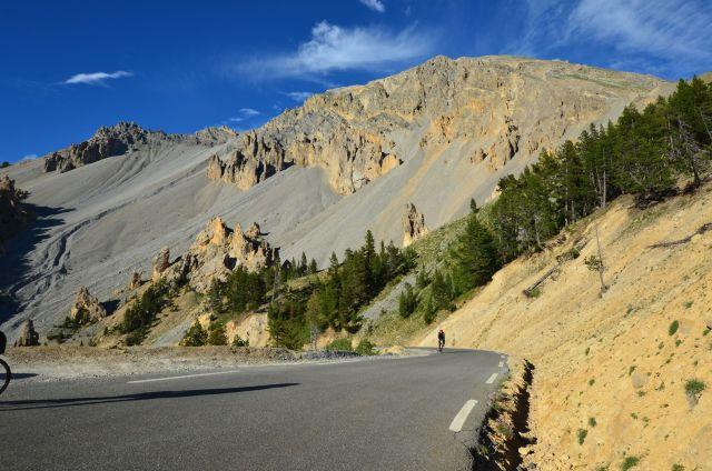 La casse déserte - Col d'Izoard