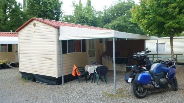 Notre mobile-home - Camping La Montagnola
