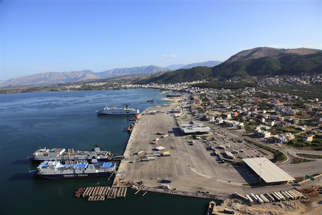 Port d'Igoumenitsa (Photo http://ec.europa.eu)