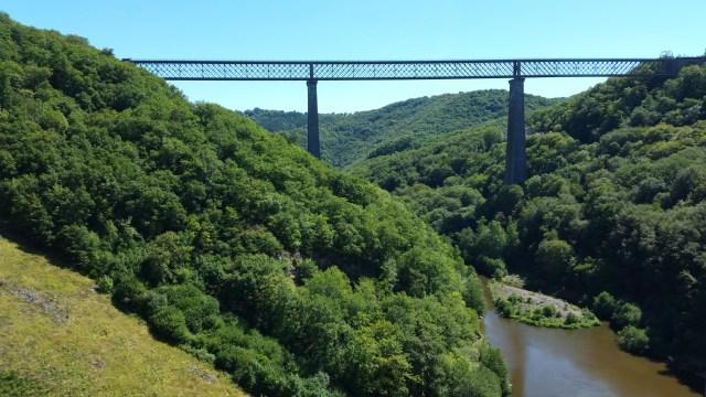Viaduc des Fades (au dessus de la Sioule)
