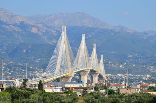 Pont de Rion-Antirion - Grèce