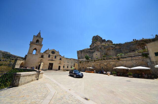 Eglise di San Pietro Caveoso - Matera