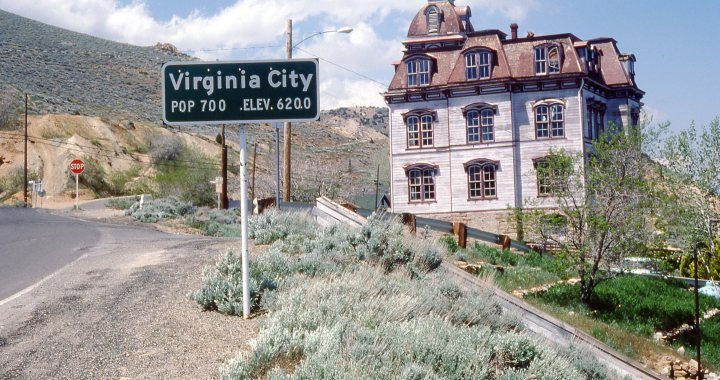 Virginia City and Nevada City Montana