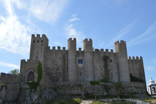 Obidos Castle, Portugal