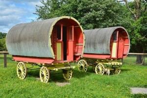 Tiny Trailer Wagons