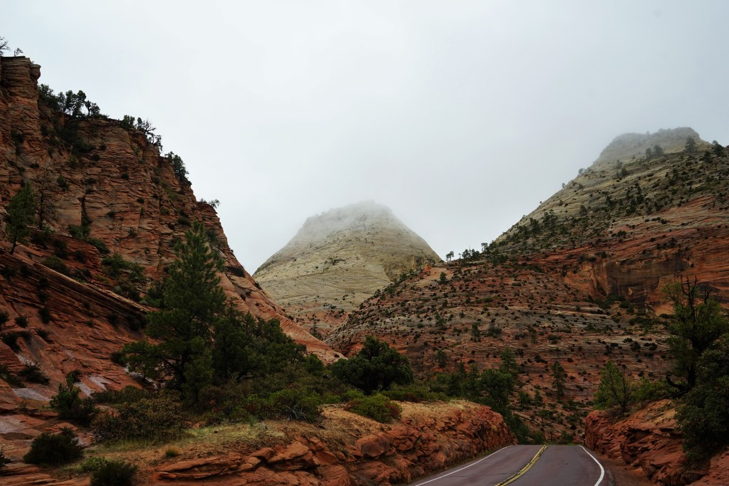 Zion National Park Hwy 9