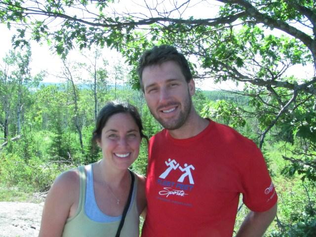 Hiking the Greenstone in Isle Royale