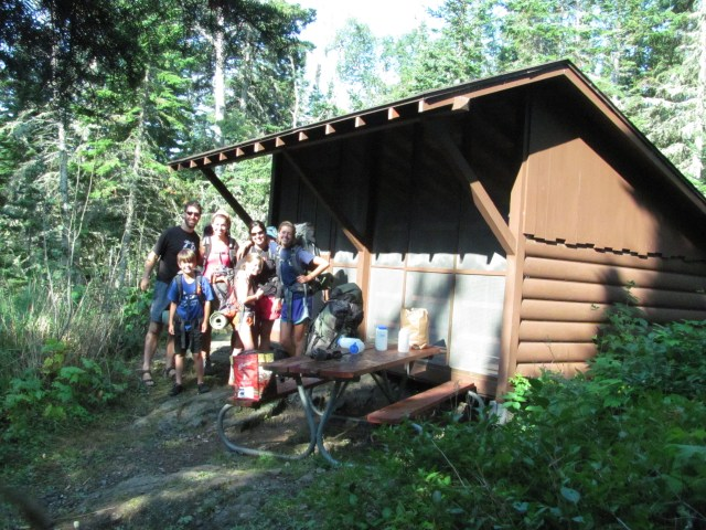 Packed Up and Leaving Isle Royale