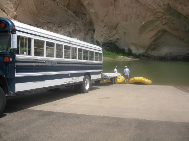 Finishing Our Ride- Whitewater Rafting in  Dinosaur National Monument