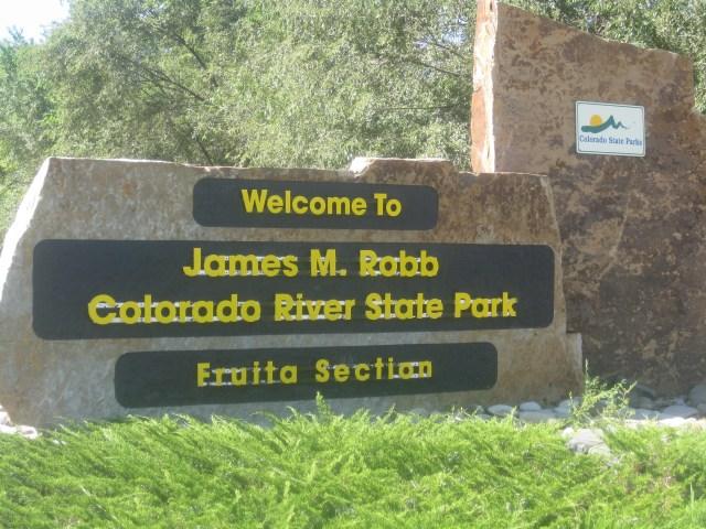 James M. Robb Colorado River State Park