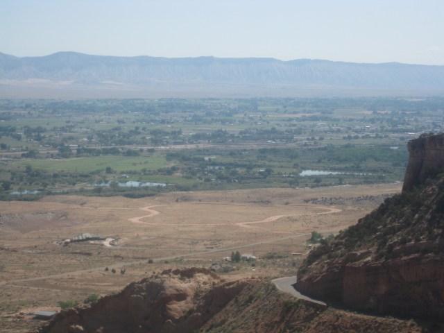 Rim Rock Drive Colorado National Monument