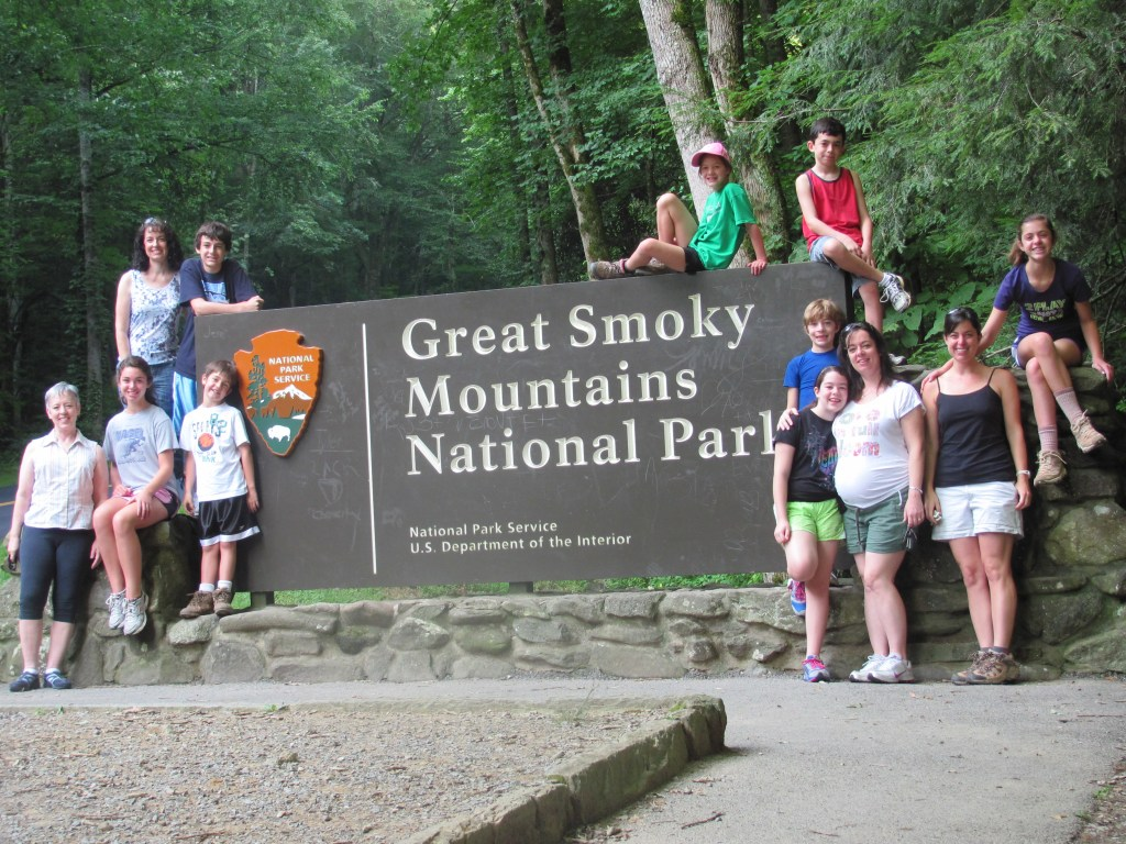 Smoky Mountains National Park- A Great Park for the Whole Family Multi-Generational Vacation