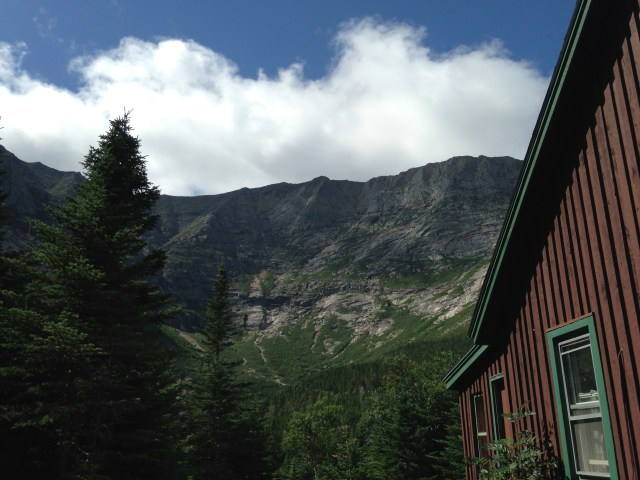 Climbing Mt. Katahdin: Chimney Pond Trail in Baxter State Park