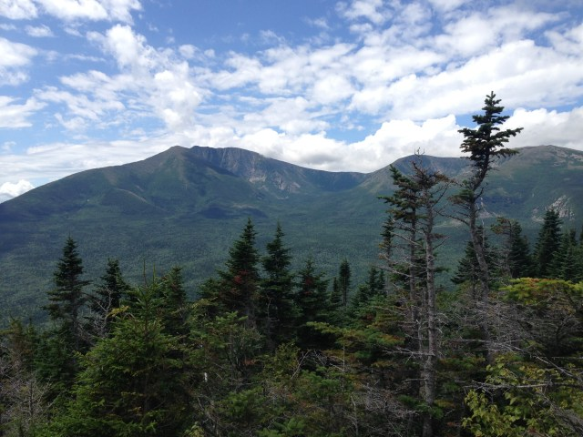 Climbing South Turner Mountain: Views From South Turner Mountain Summit in Baxter State Park
