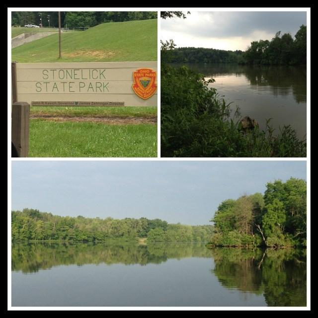 Stonelick State Park in Ohio