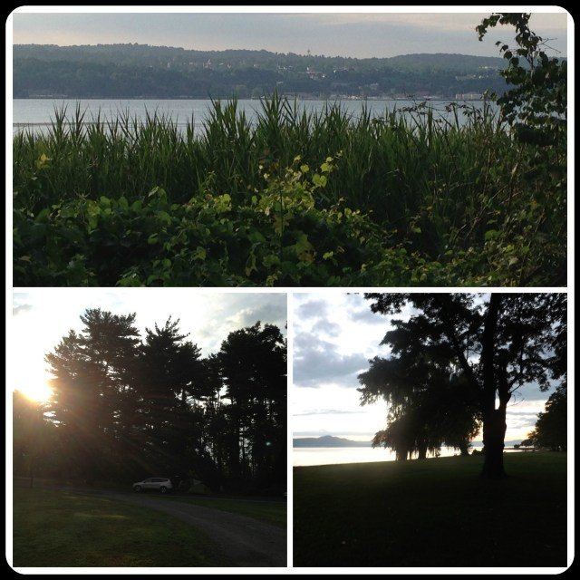 Camping near New York City at Croton Point Park