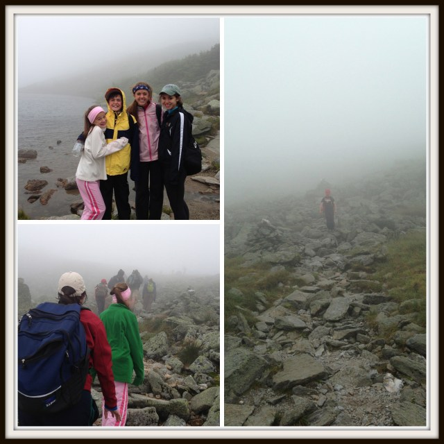 Climbing Mt. Washington with kids: Crawford Path Up Mt. Washington