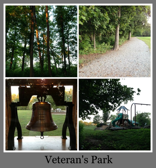 30 Days of Trails in Cincinnati: Veteran's Park