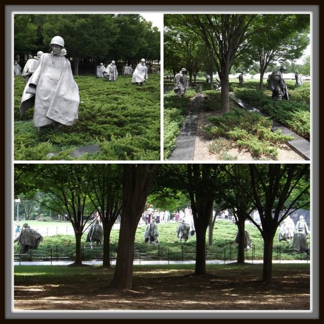 Washington D.C. in Only One Day: Korean War Veterans Memorial