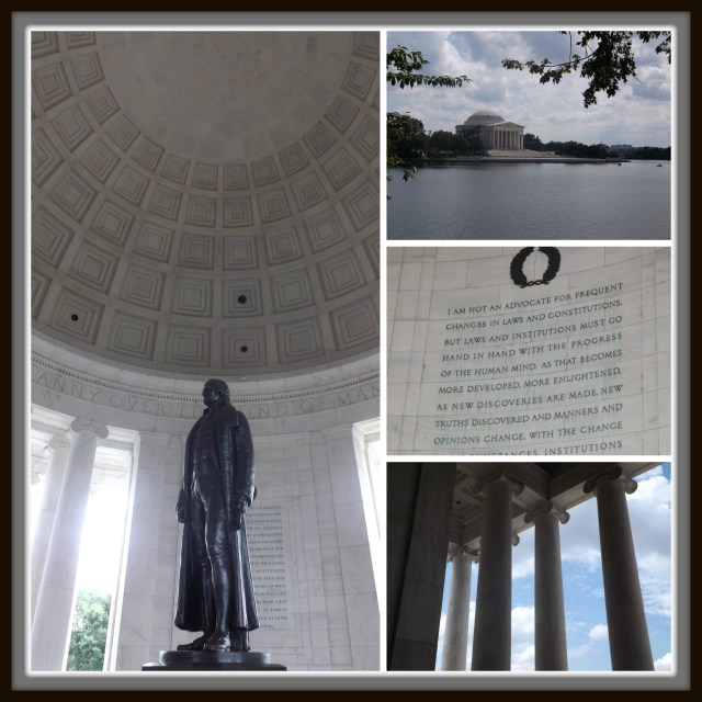 Washington D.C. in Only One Day: Jefferson Memorial