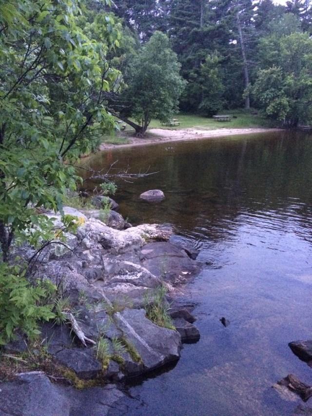 Woodenfrog State Forest in Voyageurs National Park