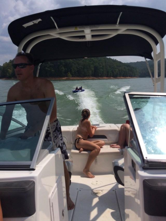 Ski Boat Rental Shanghai Marina Norris Lake, Tennessee