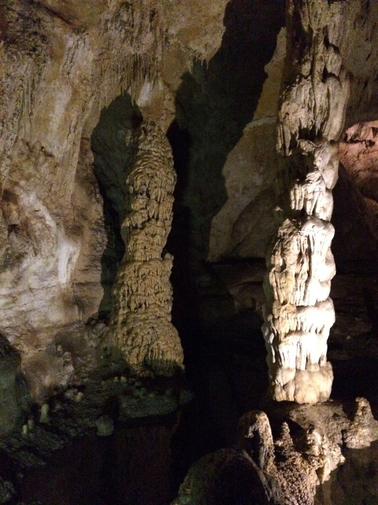 Carlsbad Caverns National Park Natural Entrance Tour